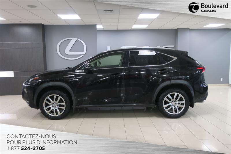 Lexus NX 200t 2015 PREMIUM AWD CAMERA #14586A