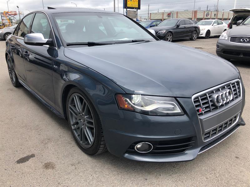 Audi S4 2011 Premium Plus #BA052411