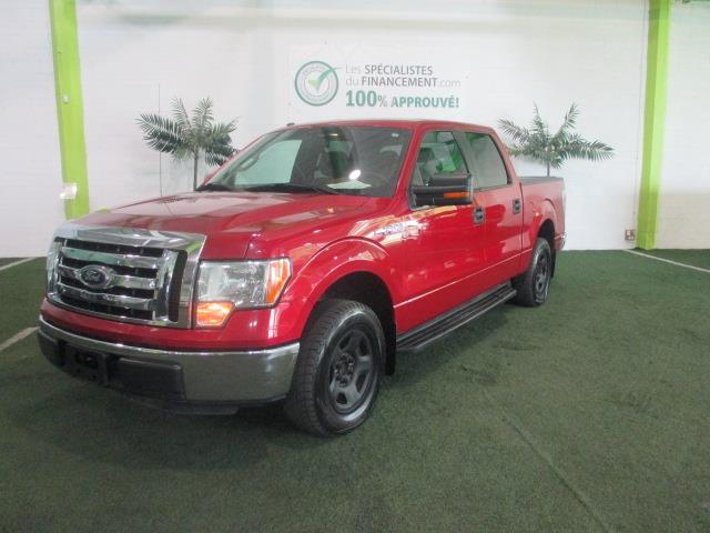 Ford F-150 2011 2WD SuperCrew #2123-01