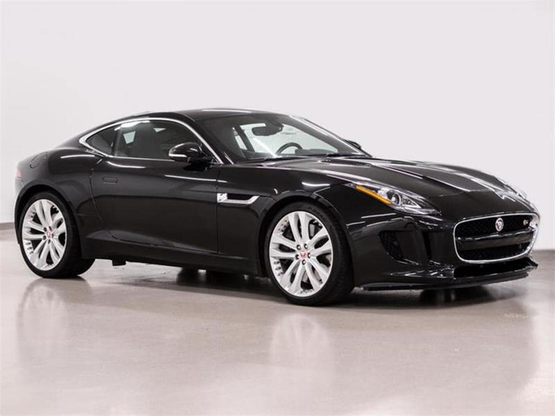 Jaguar F-TYPE 2015 Coupe S at #P2830A
