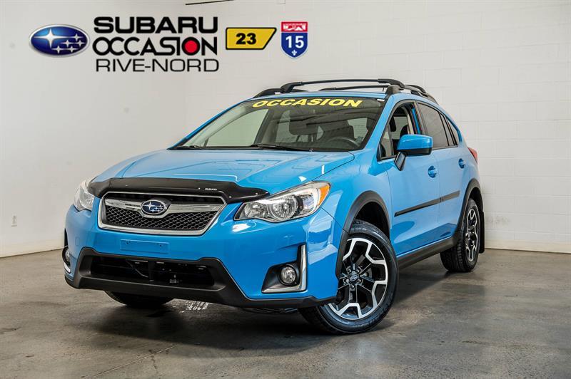 Subaru Crosstrek 2016 Touring MAGS+CAM.RECUL+SIEGES.CHAUFFANTS #943149