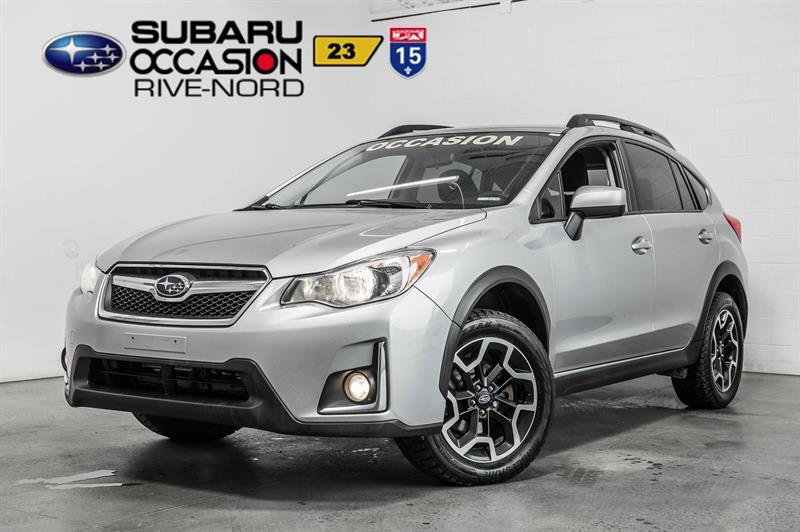 Subaru Crosstrek 2016 Touring MAGS+CAM.RECUL+BLUETOOTH #943156