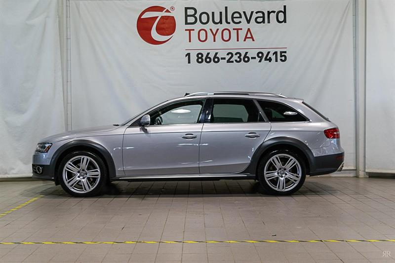 Audi A4 2016 *ALL ROAD QUATTRO* #81933A