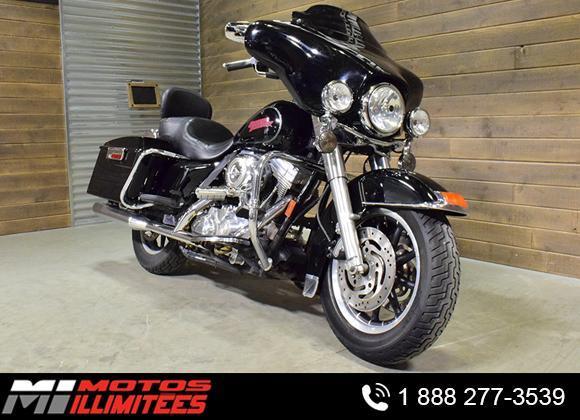 Harley Davidson FLHT ELECTRA GLIDE 2007