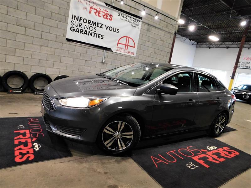 Ford Focus 2015 4dr Sdn S #3065