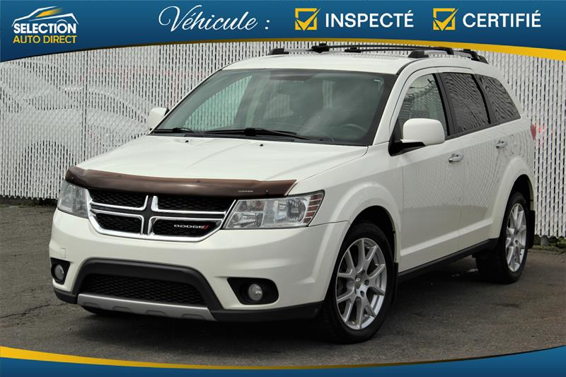 Dodge Journey 2012 AWD 4dr R-T #S279151