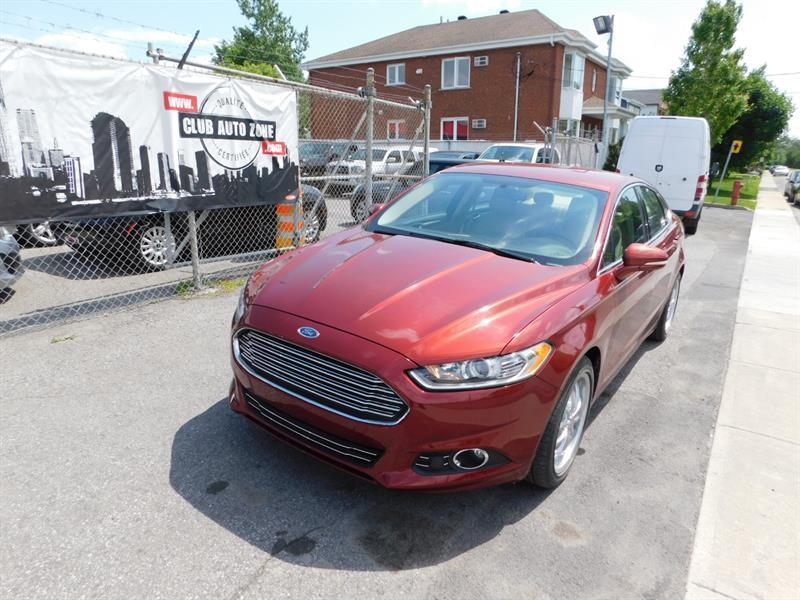 Ford Fusion 2014 SE ECOBOOST AUTOMATIQUE BLUETOOTH #ER222585