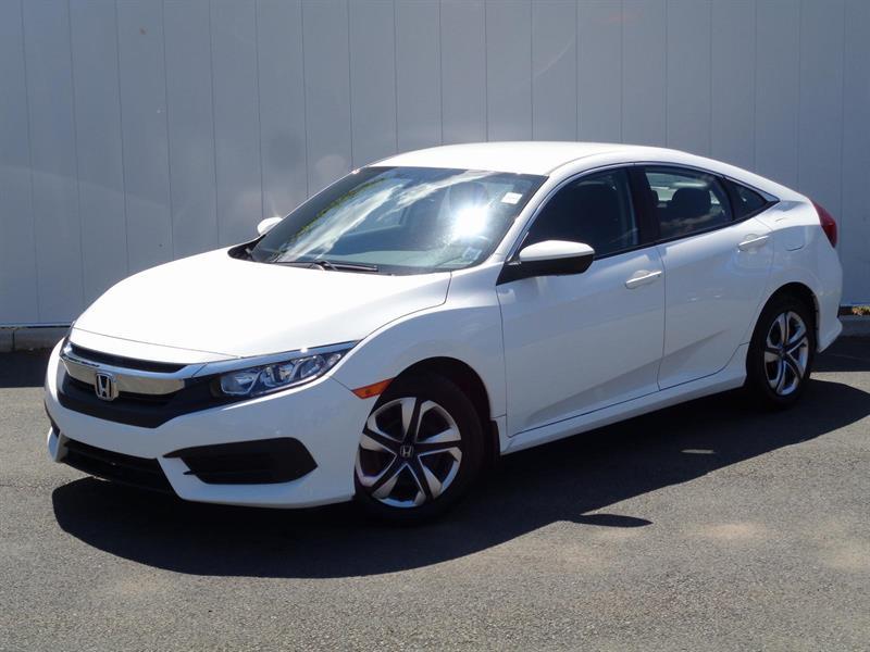 2016 Honda Civic Sedan LX #L2529