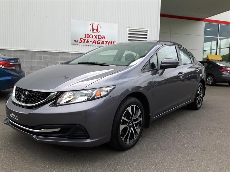 Honda Civic 2014 EX auto. * Caméra recul, Mags, Bluetooth... #j068xa