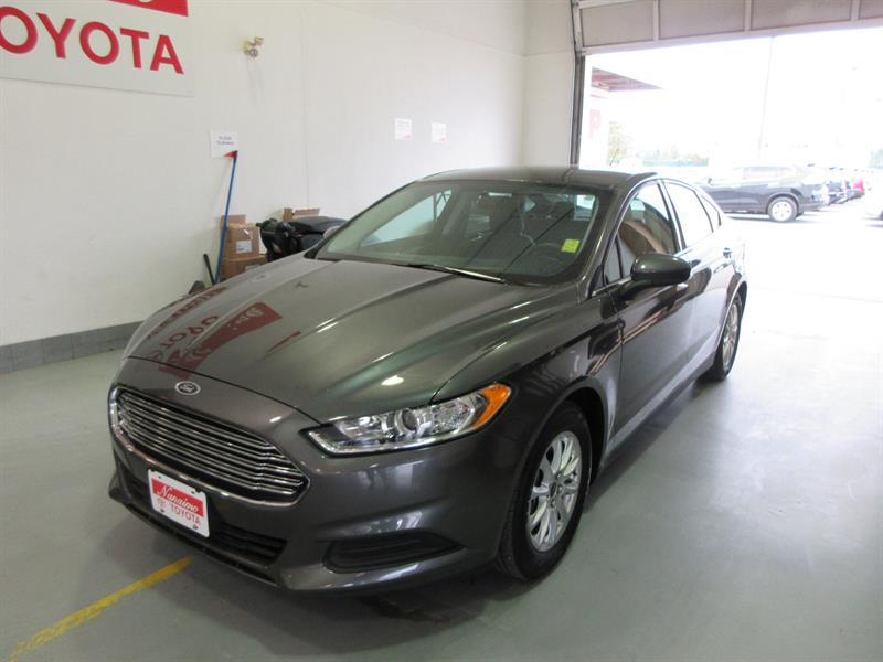 2016 Ford Fusion 4dr Sdn S FWD #19933A
