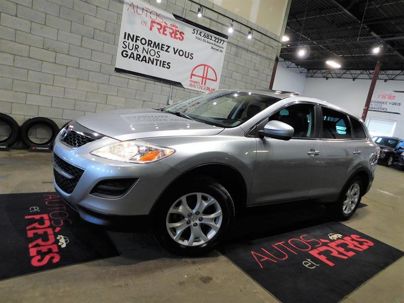 Mazda CX-9 2011 AWD #2290