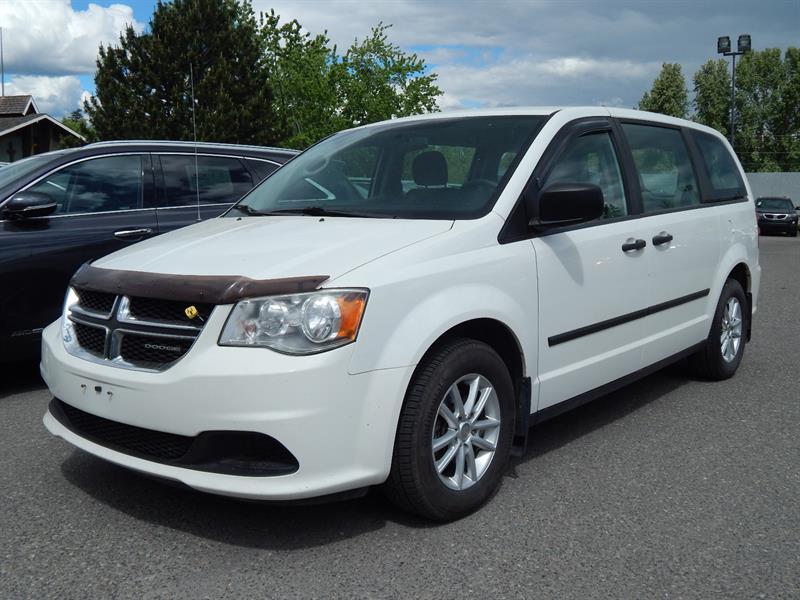 2012 Dodge Grand Caravan #PG11389A