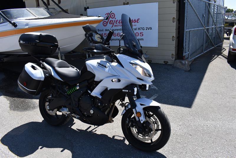 Kawasaki Versys 650 2016
