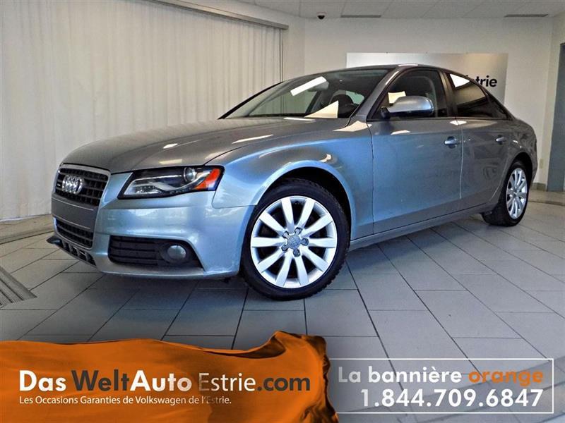 Audi A4 2010 2.0T Premium, Cuir, Toit, Automatique #47---7126A
