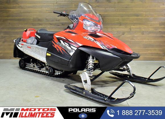 Polaris 600 IQ Switchback 136 2009