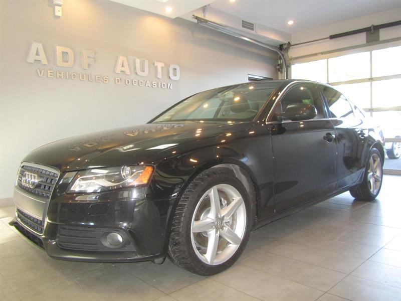 Audi A4 2011 2.0L QUATTRO TOIT OUVRANT #4304