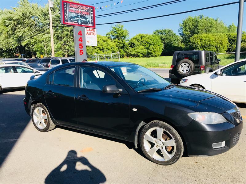 Mazda MAZDA3 2007 4 Portes-Automatic-Air-Mags #94687-2