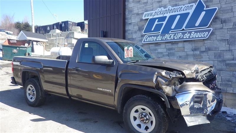 GMC Sierra 1500 2015 REG CAB #16-8587-15
