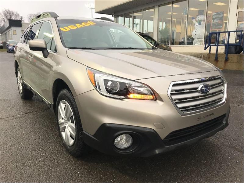 Subaru Outback 2015 2.5i comodite #15208A