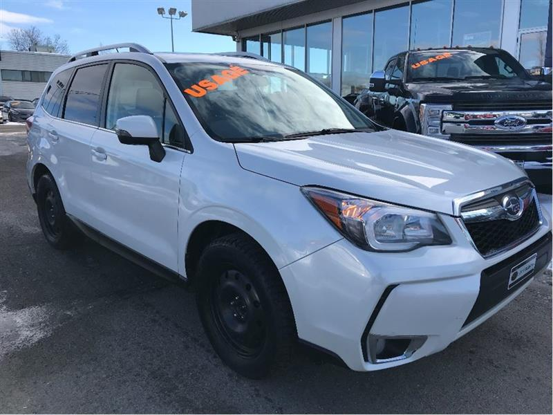Subaru Forester 2014 2.0XT Limited Package #J0735A