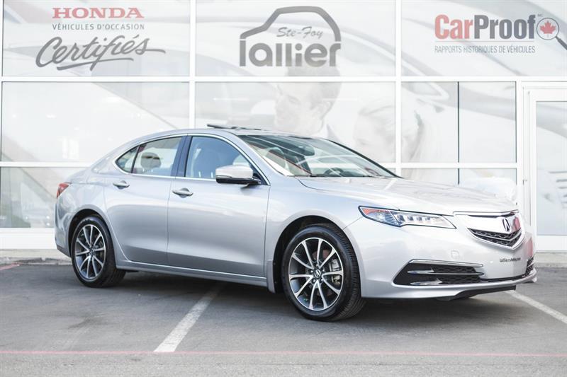 Acura TLX 2017 SH-AWD V6 #U18096