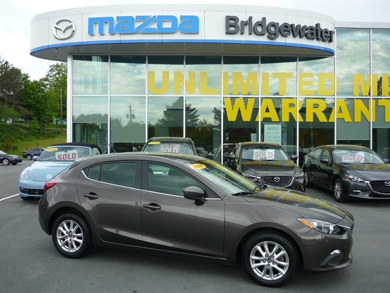 2015 Mazda MAZDA3 4dr HB Sport GS #18185A