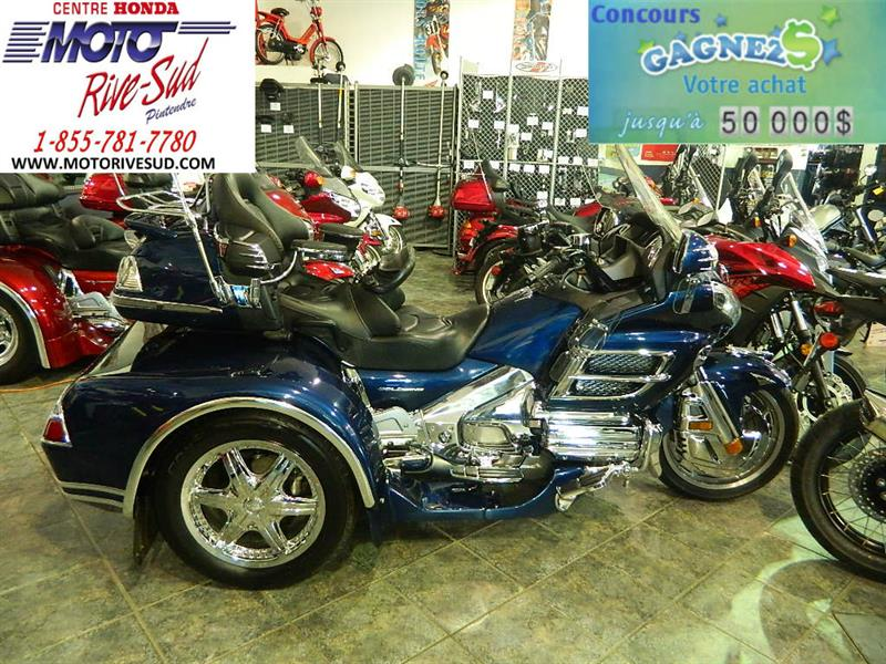 Honda TRIKE GL 1800  GOLDWING 2007 MOTO #M2659