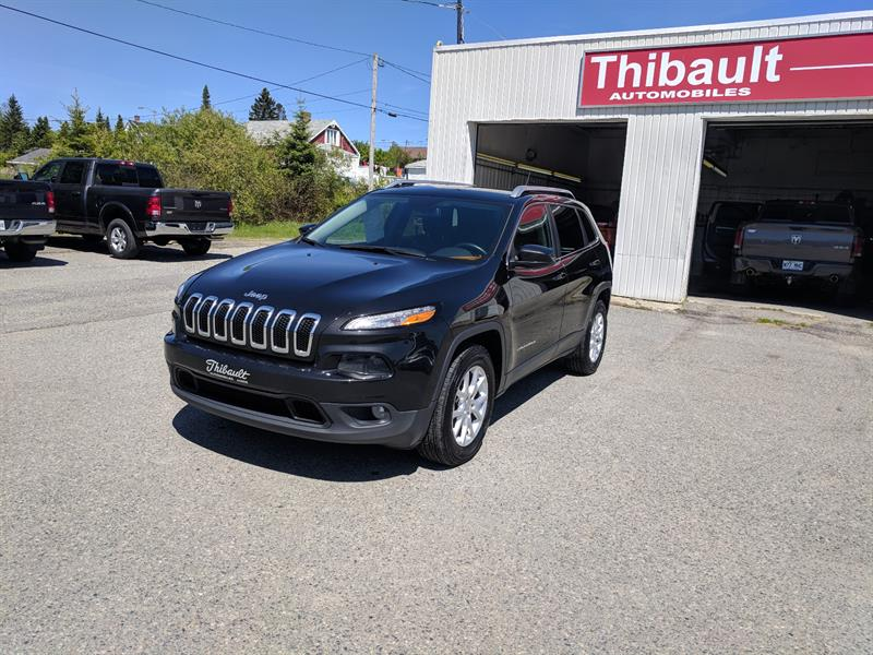 Jeep Cherokee 2015 4WD 4dr North #14471A