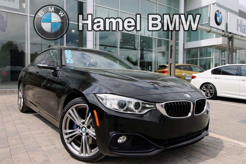 BMW 4 Series 2016 4dr Sdn 428i xDrive AWD Gran Coupe SULEV #U18-100