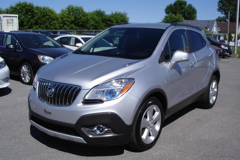 Buick Encore 2016 Convenience