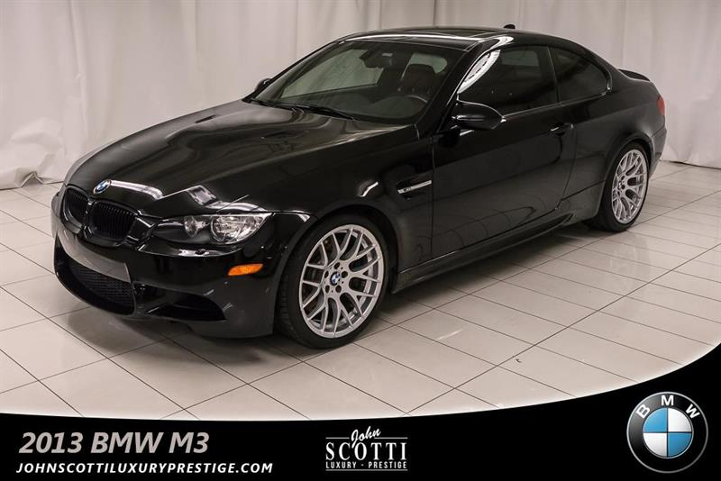 2013 BMW M3 Performance Package #P15950A