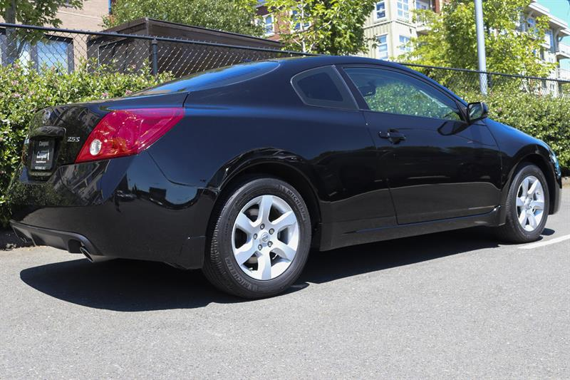 2009 Nissan Altima 2 5 S Coupe W Leather Great Condition Heated Seats All Weather Floor