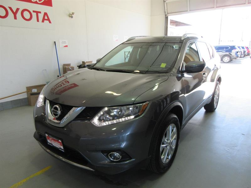 2016 Nissan Rogue AWD 4dr #19801AOR