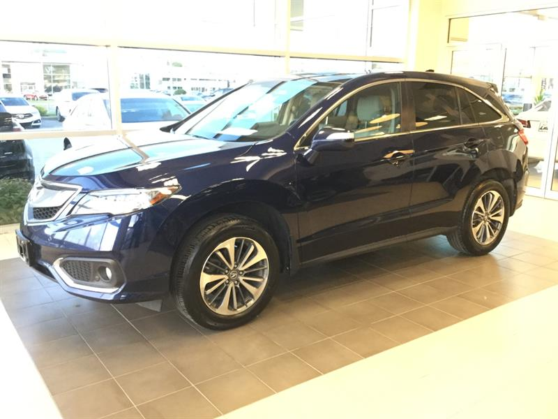 Acura RDX 2017 ** VERSION ELITE ** #pu5821