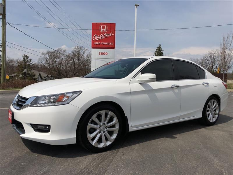 2015 Honda Accord Sedan Touring #22211A