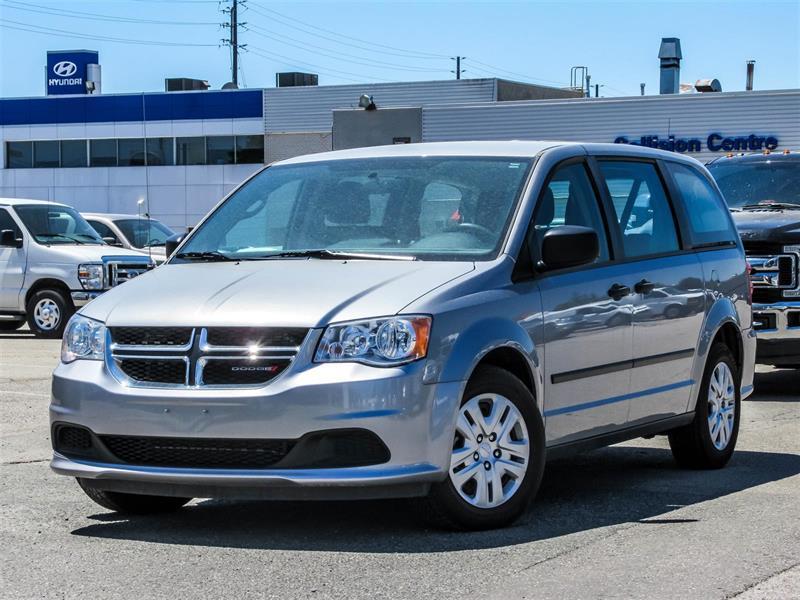2014 Dodge Grand Caravan LIKE NEW #85706
