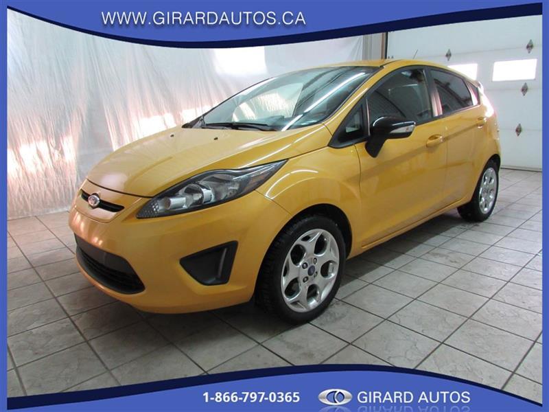 Ford FIESTA 2013 Titanium #13-137