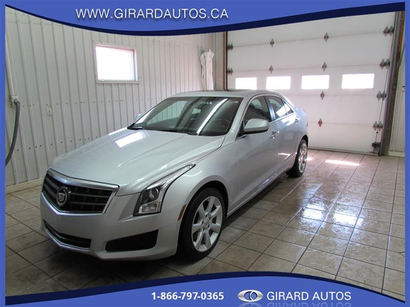 2014 Cadillac ATS 2.0L Turbo #14-79