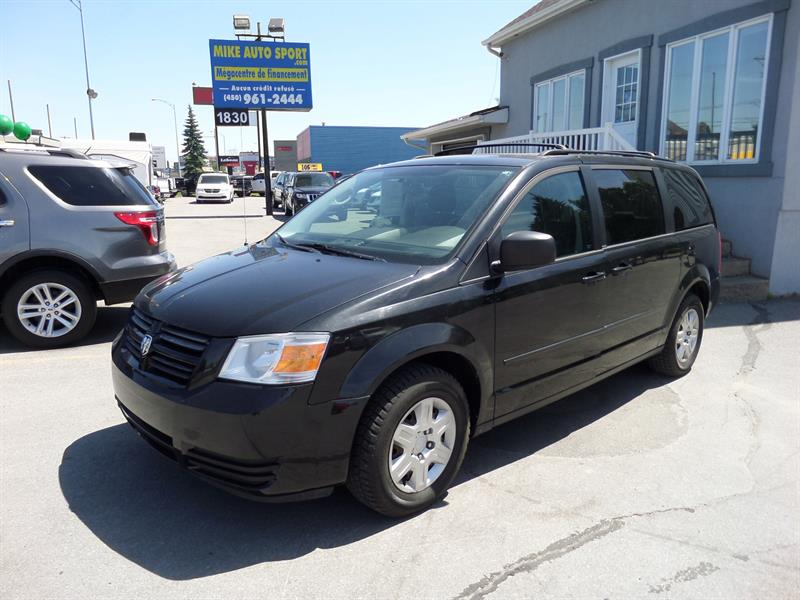 Dodge Grand Caravan 2010 SE ++ STOW N GO