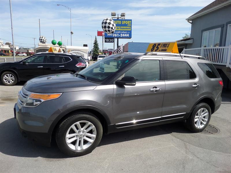 Ford Explorer 2011 4WD V6 XLT #18-004