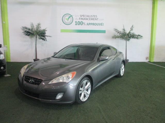 Hyundai Genesis Coupe 2010 2dr I4 #2271-06