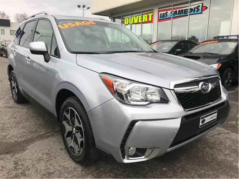 Subaru Forester 2016 2.0XT Touring #15426A