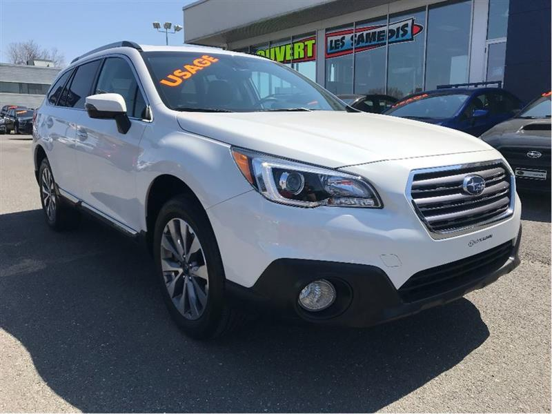 Subaru Outback 2017 2.5i premier limited Technology Package #15446A