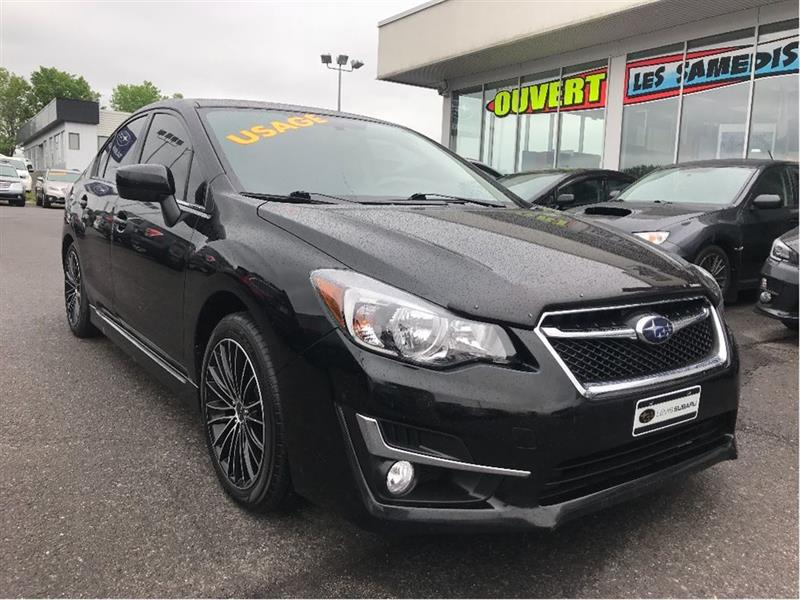Subaru Impreza 2016 2.0i Sport Package #15477A