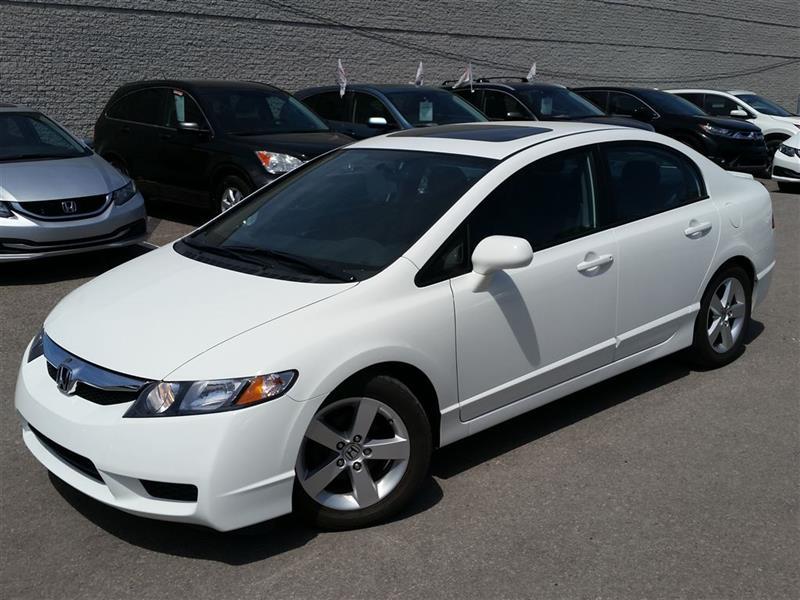 Honda Civic 2011 SE SPORT TOIT OUVRANT MAGS 100.28$*/2sem #J0647A