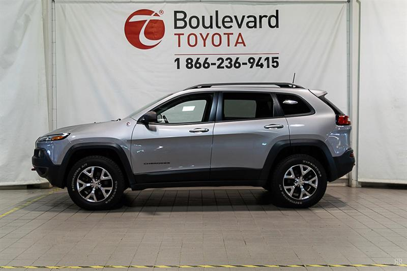 Jeep Cherokee 2016 * V6 TRAILHAWK * #81300A