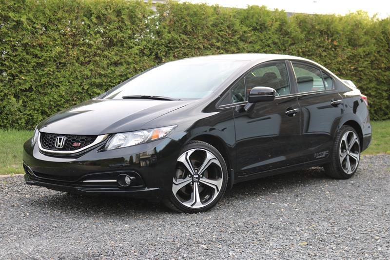 Honda Civic Sedan 2015 SI (GPS) #171175