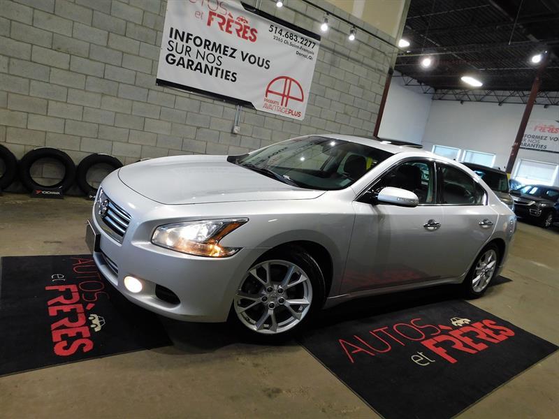 Nissan Maxima 2013 4dr Sdn CVT 3.5 SV #2301