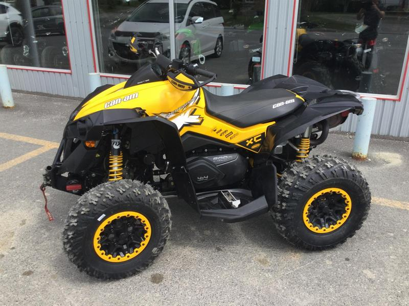 Can-am Renegade X 800R 2014