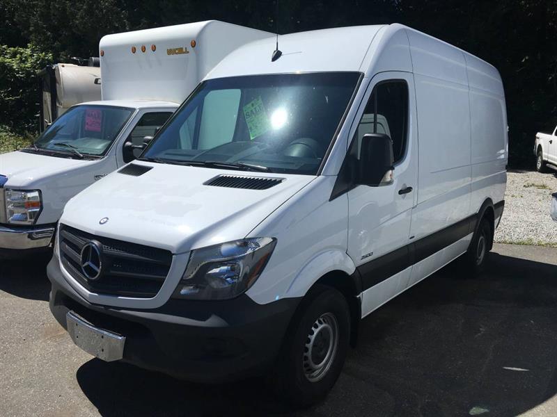 2014 Mercedes-Benz Sprinter Cargo Vans 2500 144 High Roof Cargo #AU324831
